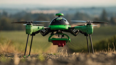 workshop drones na agricultura